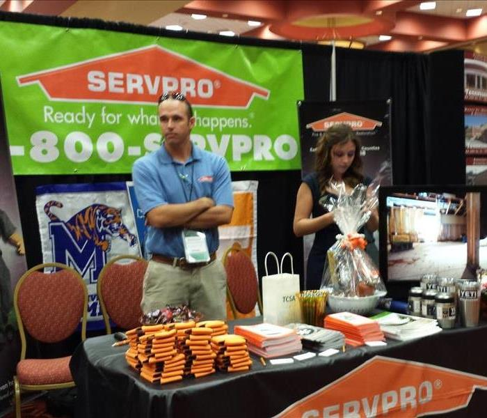SERVPRO at the TCSA Conference