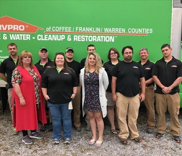 General About SERVPRO of Coffee/Franklin/Warren Counties