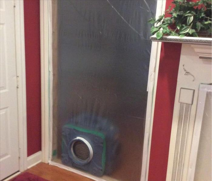 Mold Remediation Keeping out the Spores!