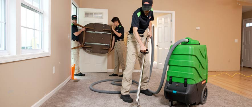 Manchester, TN residential restoration cleaning
